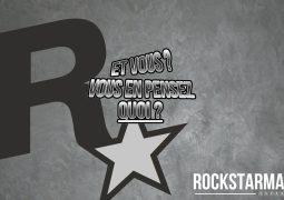 Et Vous ? Vous en Pensez quoi ? Sondages Rockstar Mag' Novembre 2017