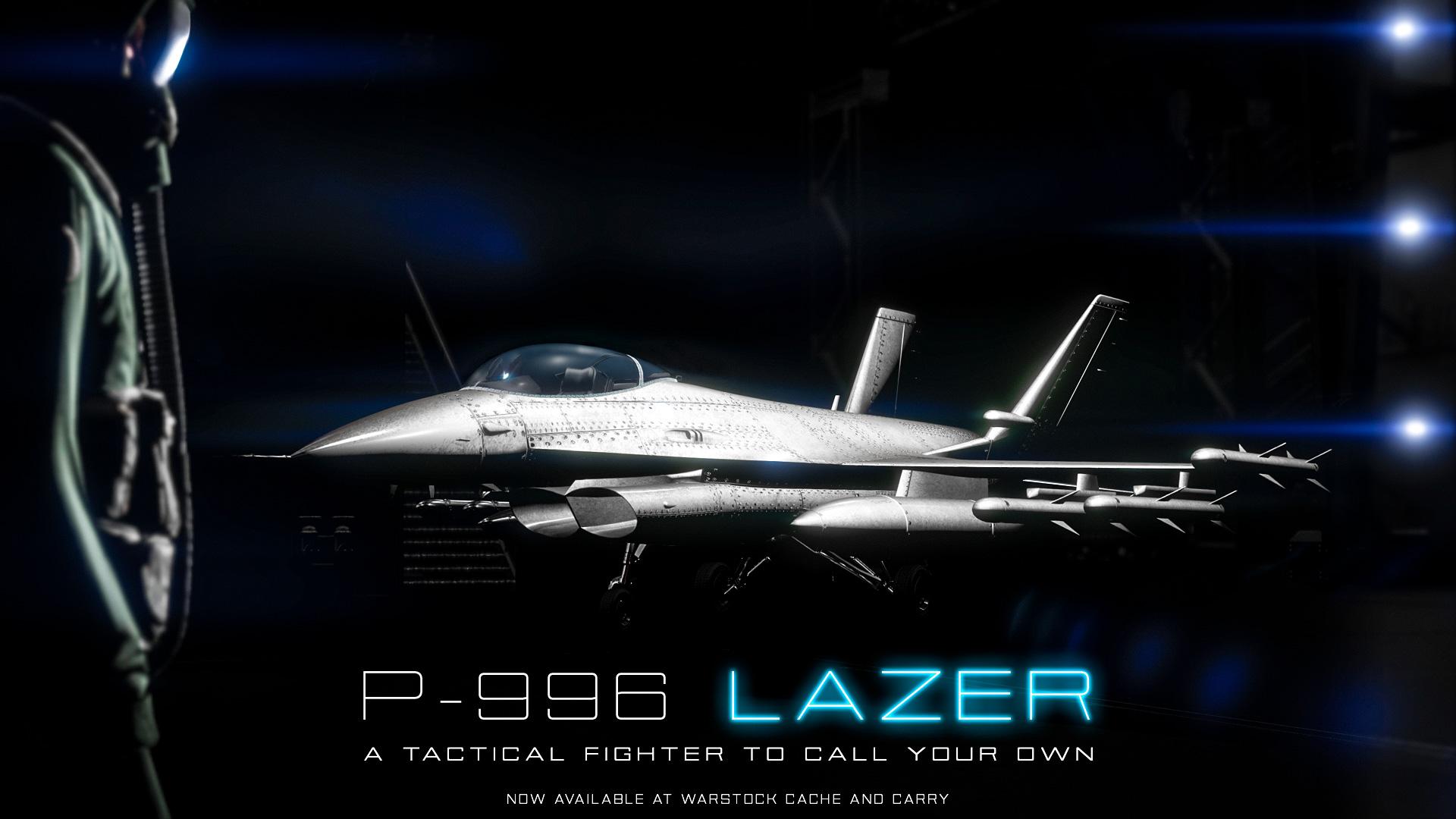 P-996 Lazer GTA Online
