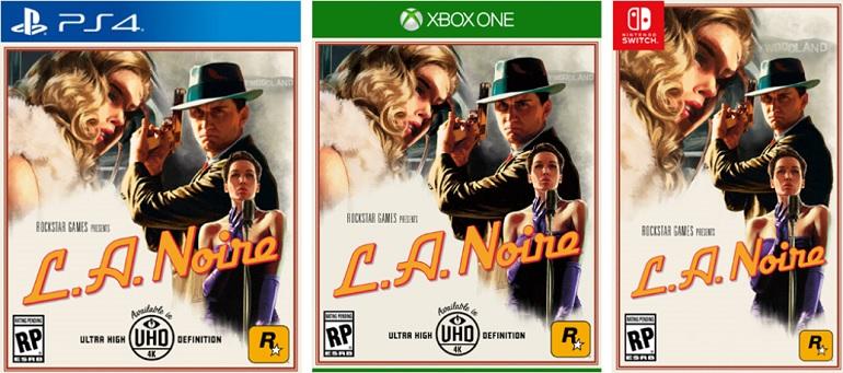 L.A. Noire est désormais disponible