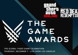 Red Dead Redemption II et GTA Online nominés aux Game Awards !