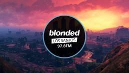 Blonded FM GTA V