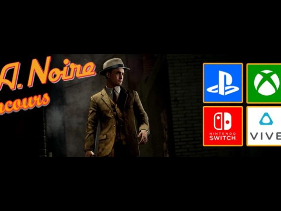 Concours Rockstar Mag 2 L.A. Noire Resultats