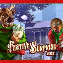 GTA Online Festive surprise 2017