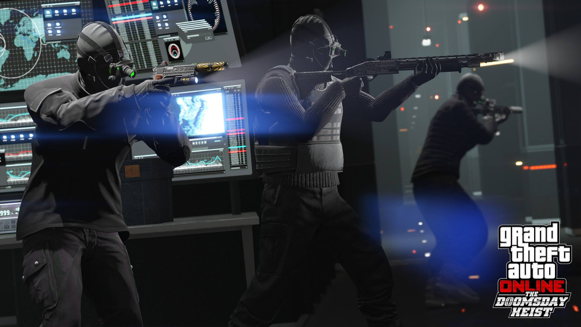 GTA Online Braquage de la Fin du Monde