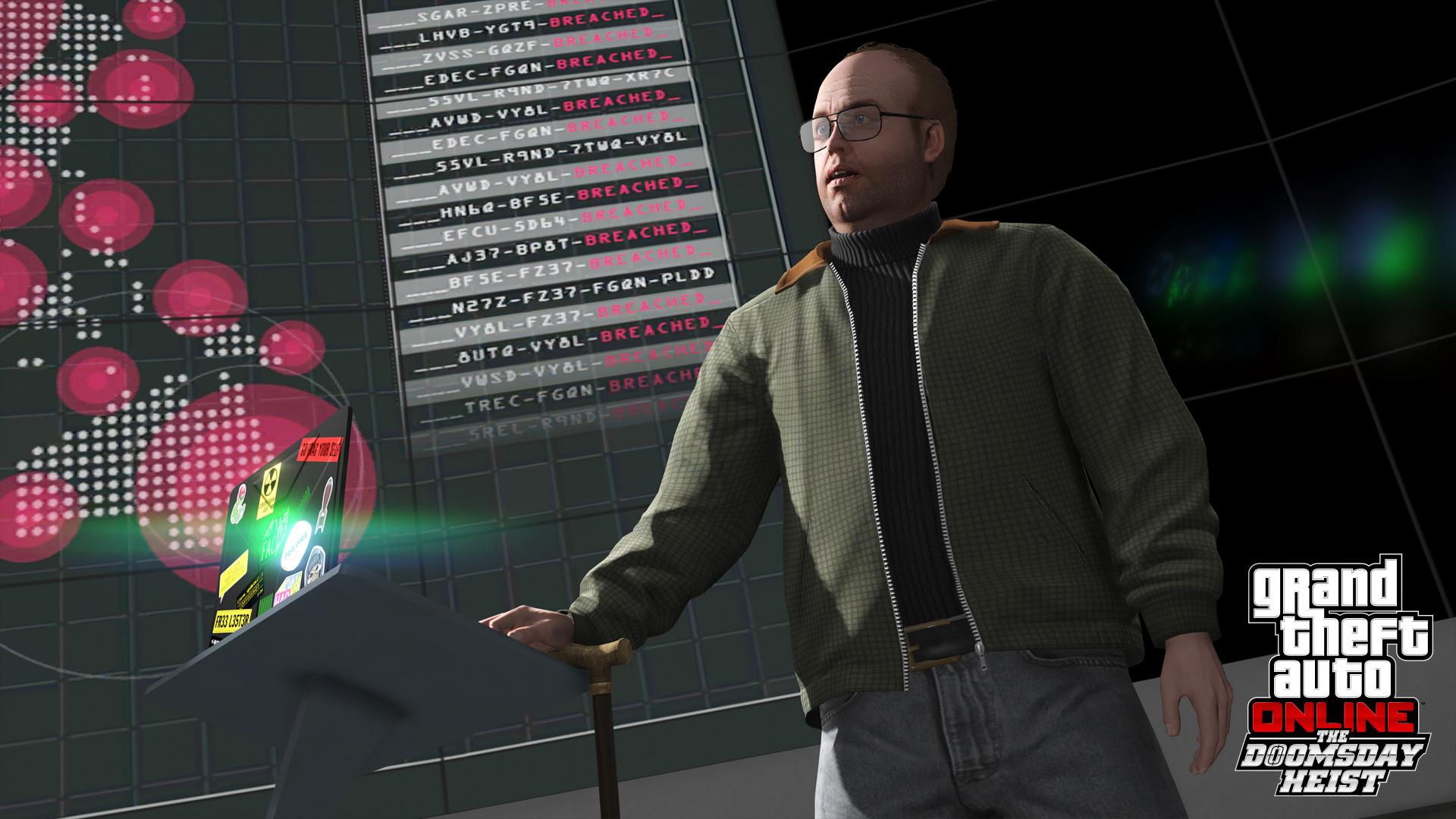 GTA Online Le Braquage de la Fin du Monde : Excentriques maître de la situation