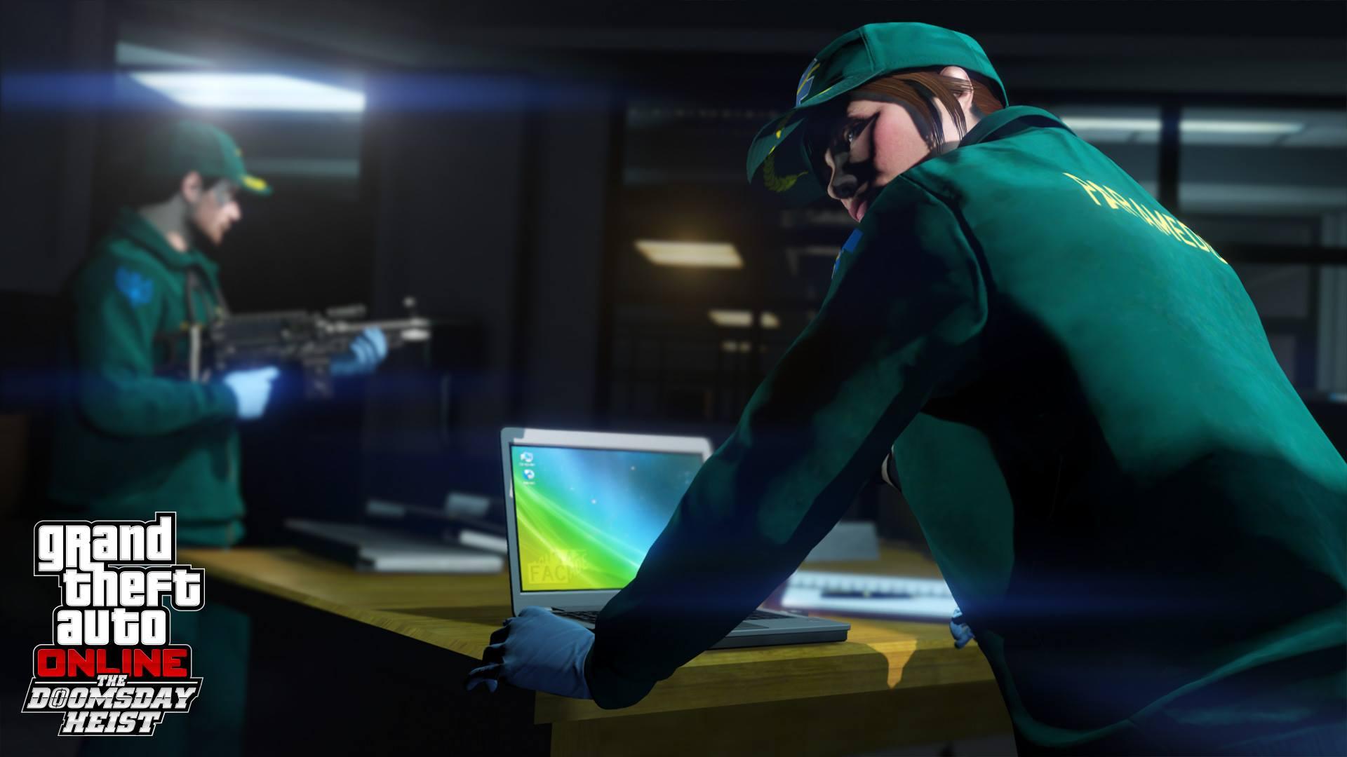 GTA Online Baquage Fin du Monde