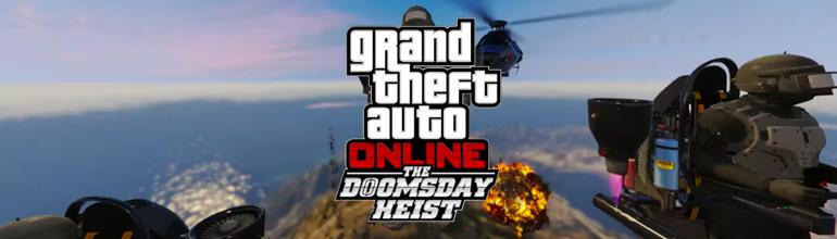 GTA Online : Le nouveau braquage arrive avec le jet pack le 12 décembre