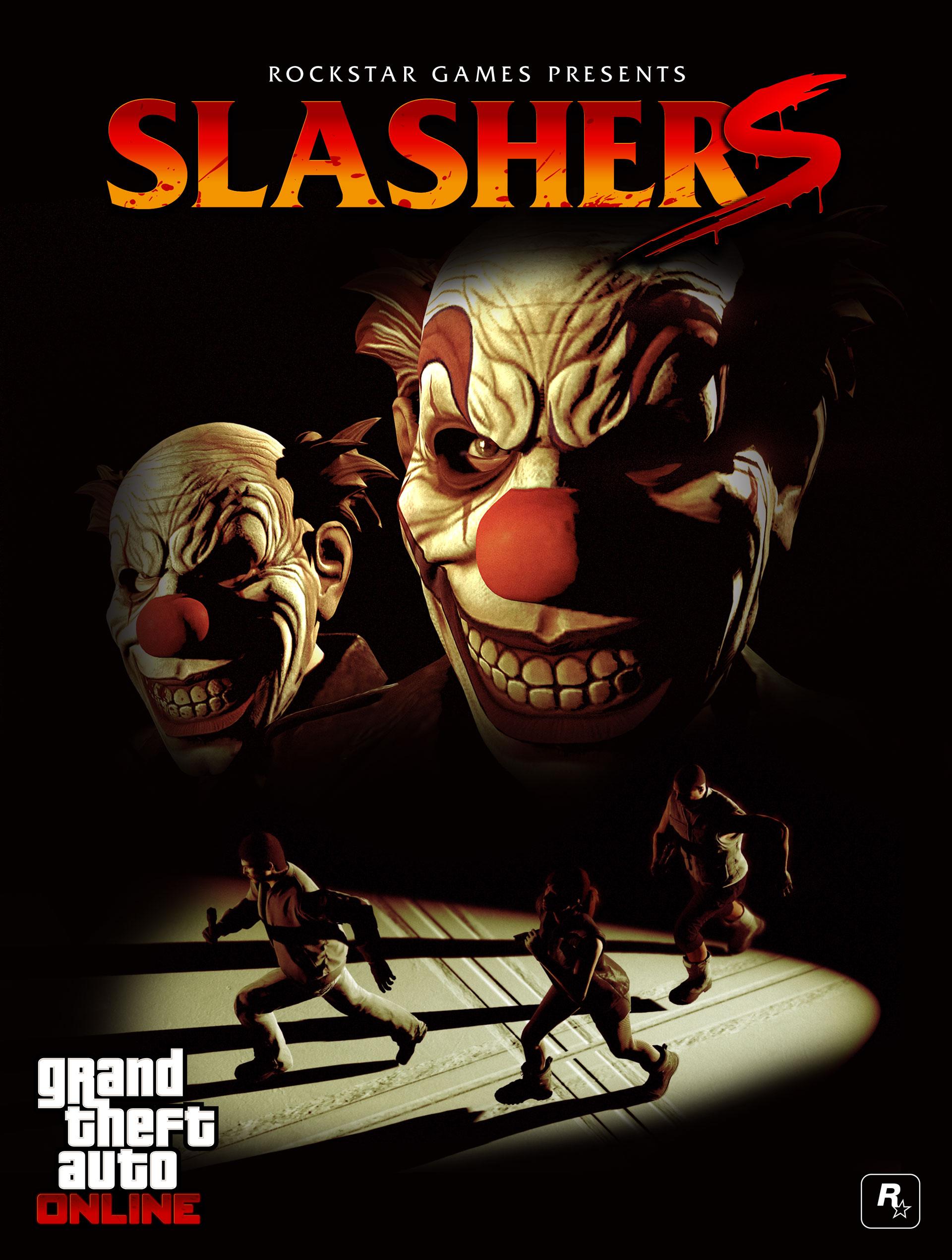 GTA Online Slashers