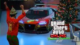 Leak : Cadeaux Festive Surprise 2017 GTA Online
