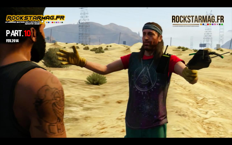 Le Mystère de Grand Theft Auto V - Part.15 : Arrivée d'Omega dans GTA Online