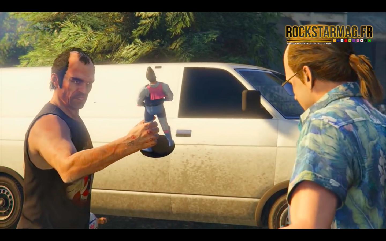 Le Mystère de Grand Theft Auto V - Part.15 : Scénario qui s'entremêle