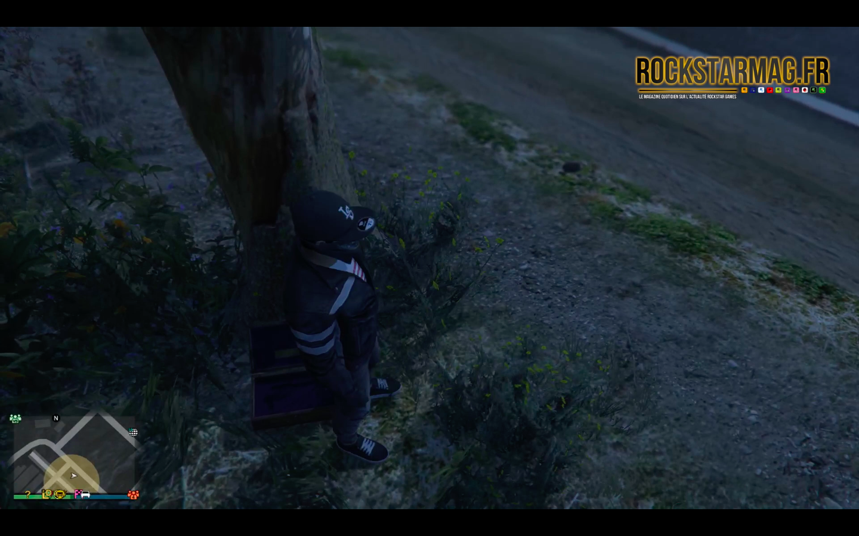 Revolver Double Action - Mystère Red Dead Redemption II dans GTA Online - Etape 04 - Le Second Indice