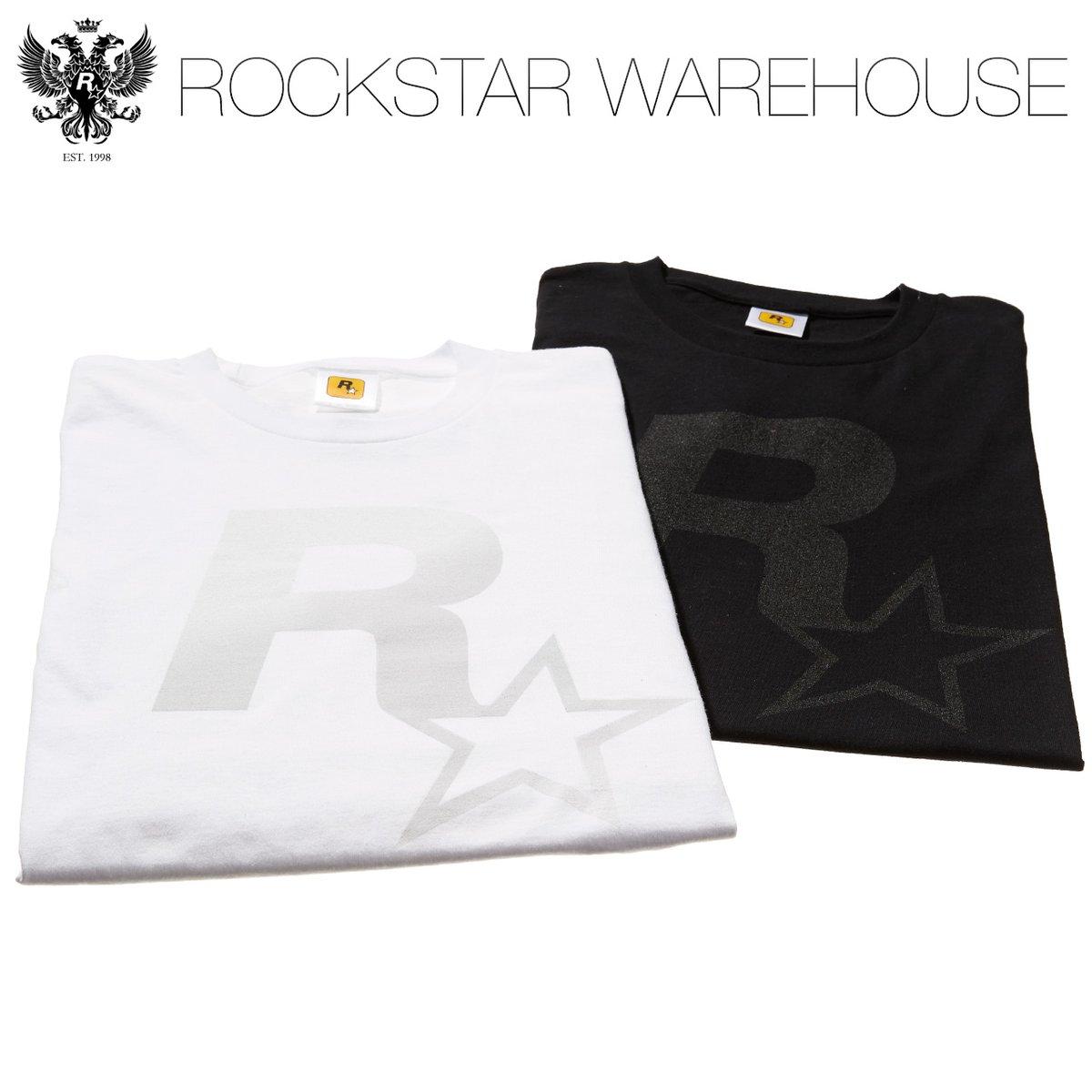 Rockstar Games - Rockstar Warehouse Nouveaux T-Shirts