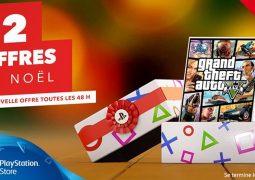 PS Store : GTA V en promotion avec les offres de Noël
