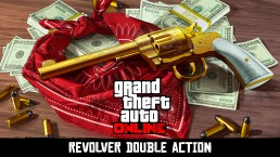 Découvrez le Revolver Double Action de Red Dead Redemption II dans GTA Online