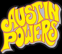 Logo Austin Powers
