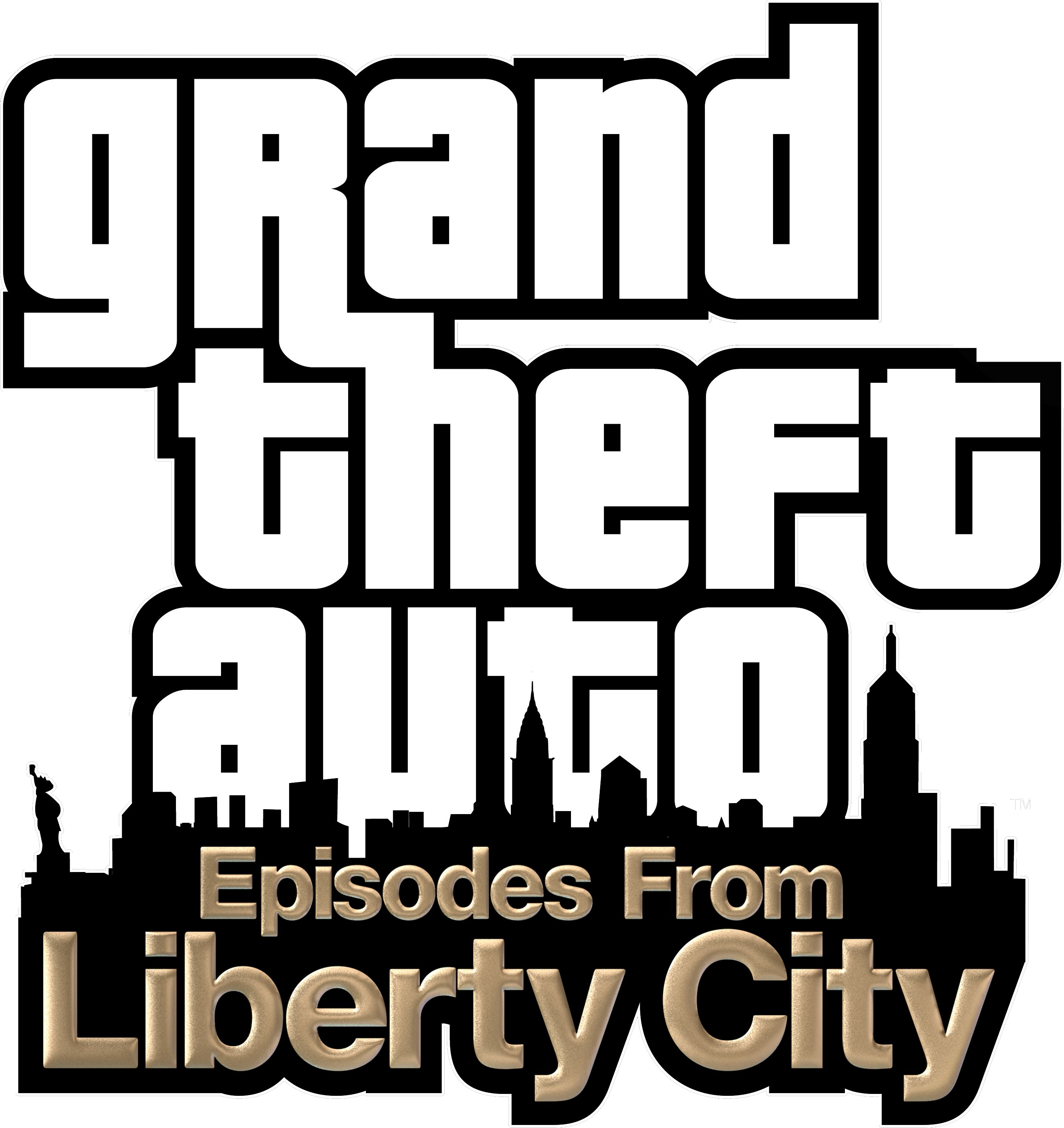 Logo GTA Episodes From Liberty City