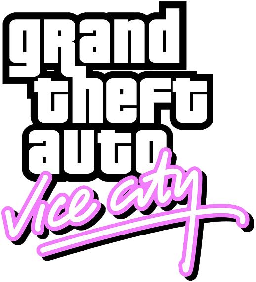 Logo GTA Vice City