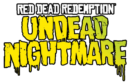 Logo Red Dead Redemption Undead Nightmare