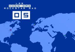 Dossiers : Les studios Rockstar Games dans le monde
