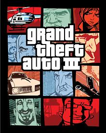 Jaquette GTA III