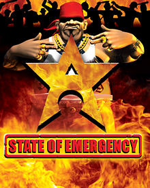 Jaquette State of Emergency