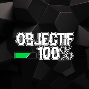 Objectif 100%