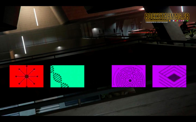 Le Mystère de Grand Theft Auto V - 4 symboles à surveiller