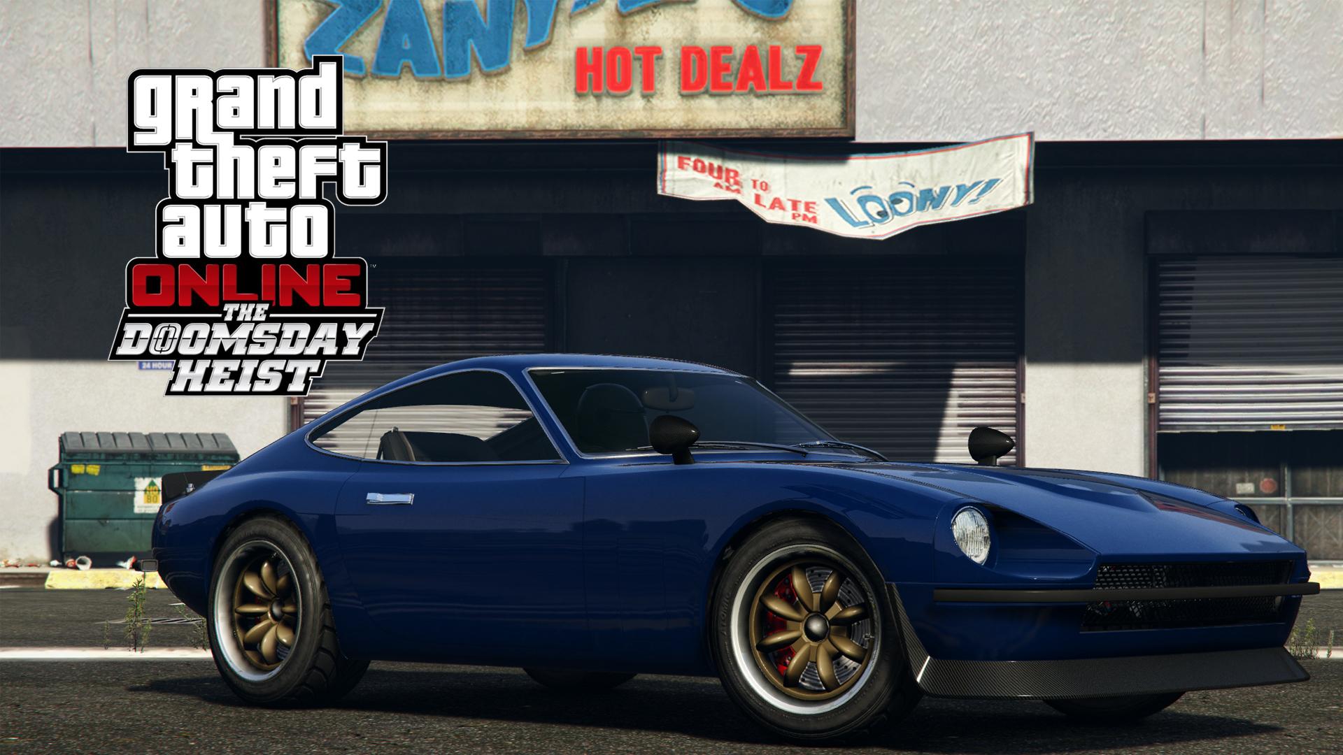 GTA Online - Les promotions et activités double RP/GTA$ de la semaine !