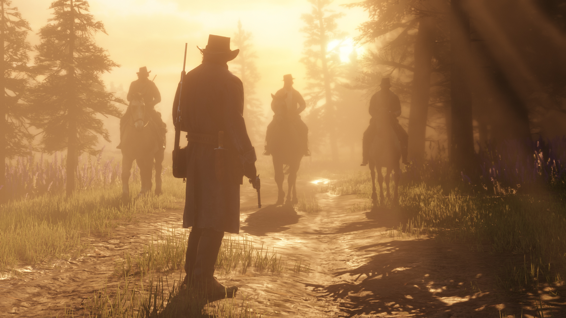 Red Dead Redemption 2 - Screen Février 2018 - 02