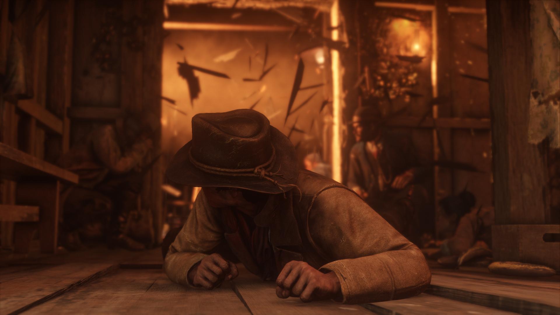Red Dead Redemption 2 - Screen Février 2018 - 04