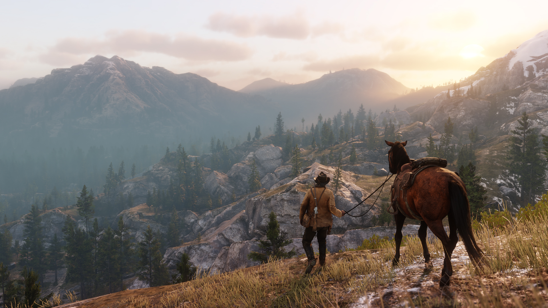 Red Dead Redemption 2 - Screen Février 2018 - 06