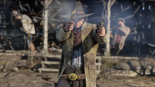 Red Dead Redemption 2 - Screen Février 2018 - 07