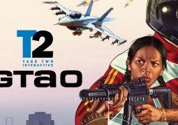 Take Two Interactive dépose un nouveau logo pour GTA Online