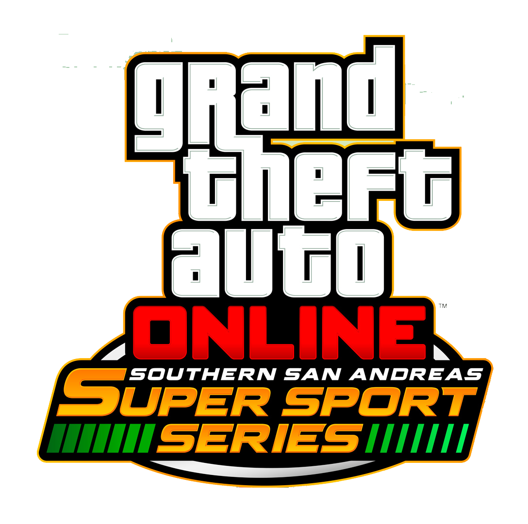 Logo GTA Online San Andreas Super Sport Series - On Trace à San Andreas