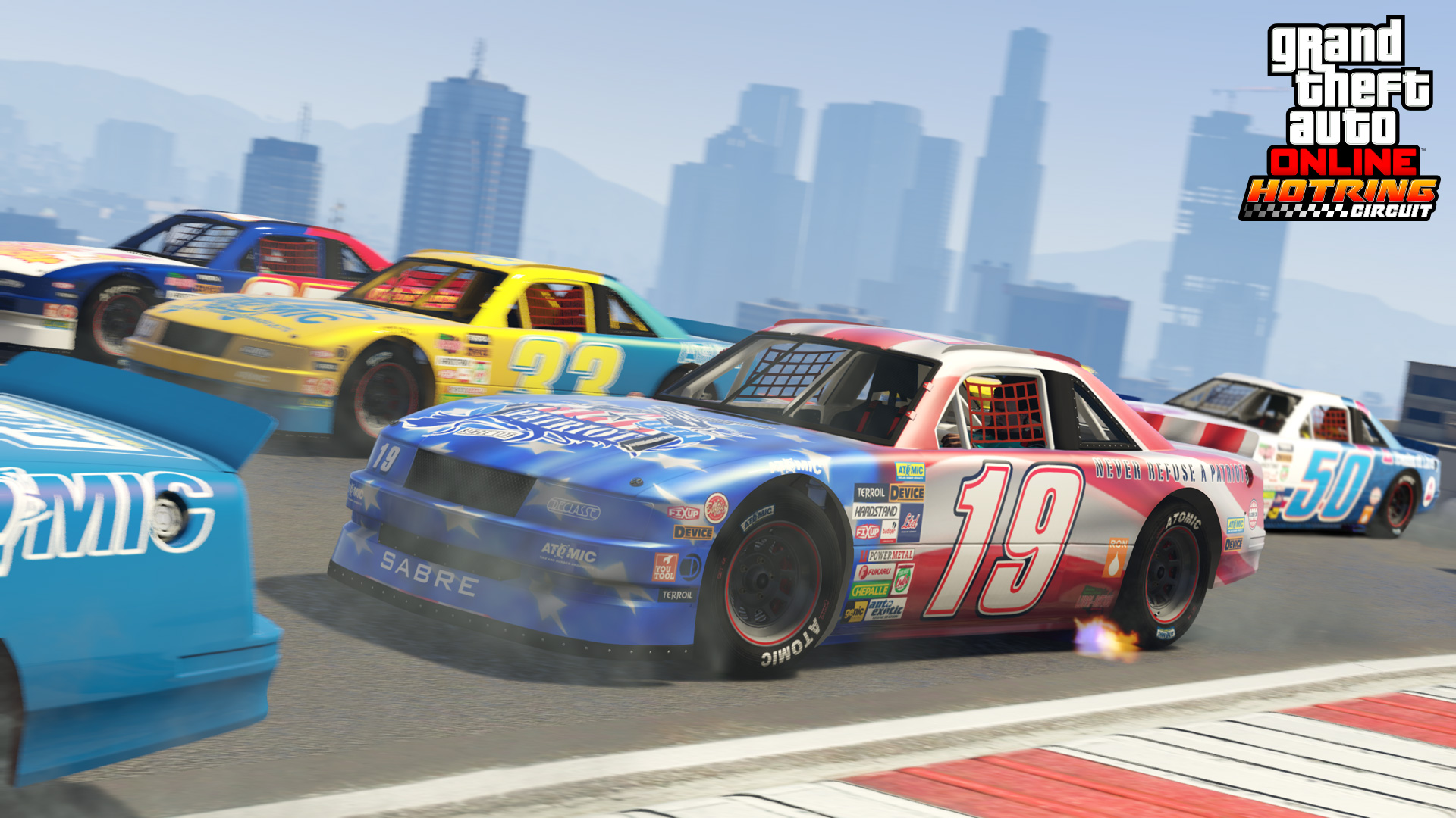 GTA Online Hotring Circuits