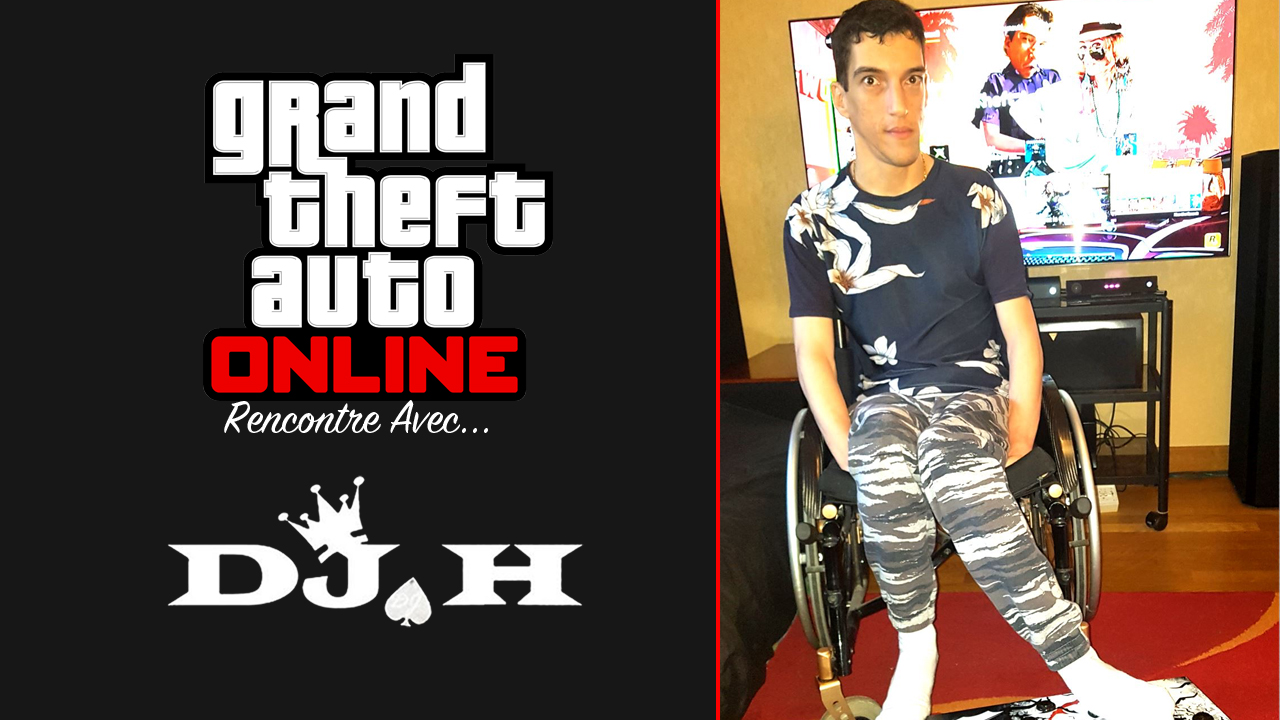 GTA Online - Rencontre avec DJH