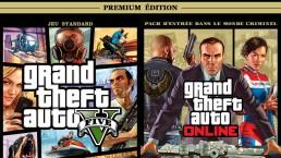 GTA V Premium Edition - Pack Entrée Monde Criminel