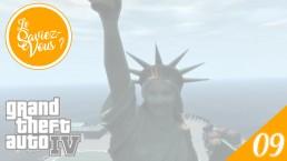 Le Saviez-Vous ? Le Statue de l'Hilarité dans Grand Theft Auto IV