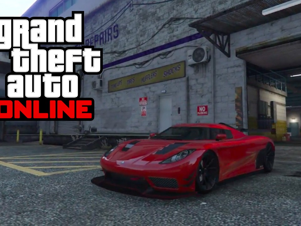 Premier apercu GTA Online San Andreas Super Sport Series