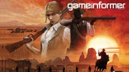 Red Dead Redemption II sur Game Informer