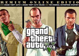 Grand Theft Auto V Premium Online Edition officiellement disponible