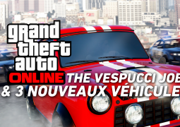 Des Balises Sous Les Yeux et 3 nouveaux véhicules ajoutés à GTA Online