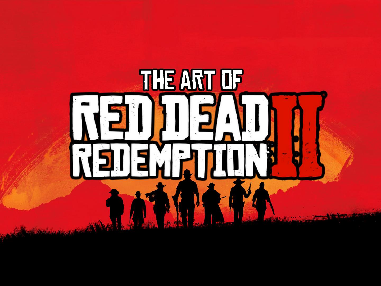 The Art of RDR II