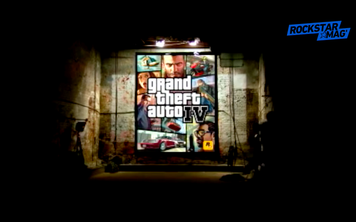 Dossier GTA IV - Grand Theft Auto IV - Campagne Promotionnelle