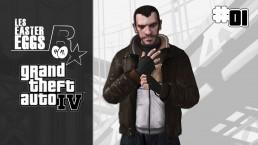 Les Easter Eggs dans les Jeux Rockstar : Grand Theft Auto IV