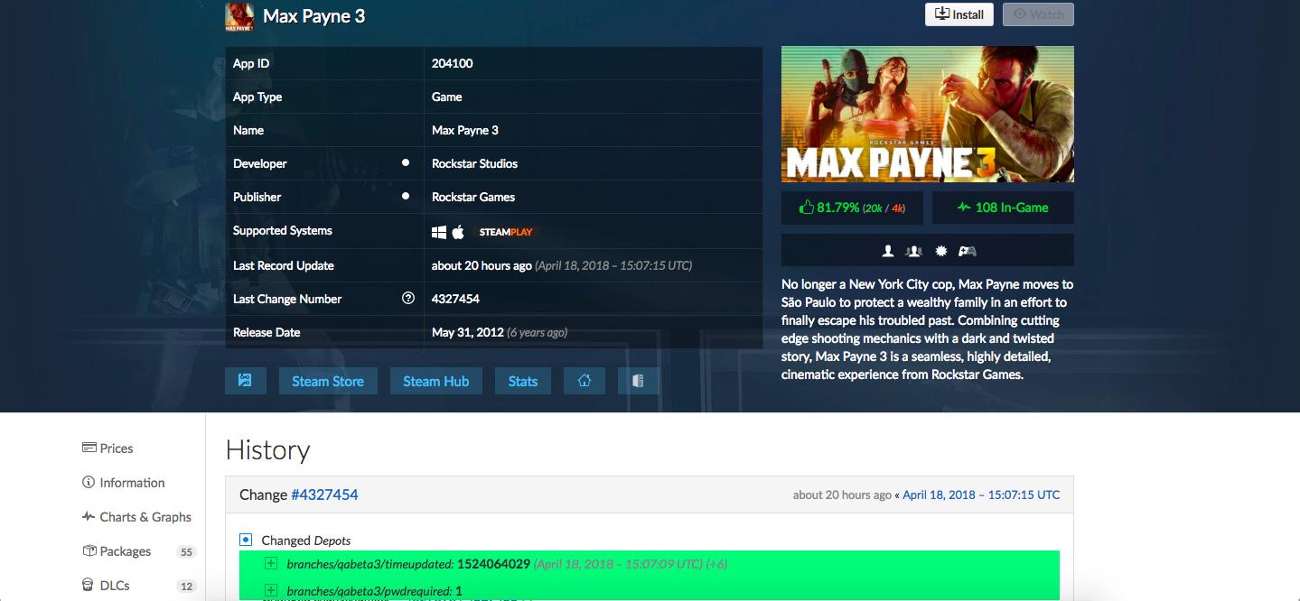 Max Payne 3 - QABETA3