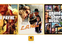 Grosses nouveautés à venir sur L.A. Noire, Max Payne 3 et GTA V ?