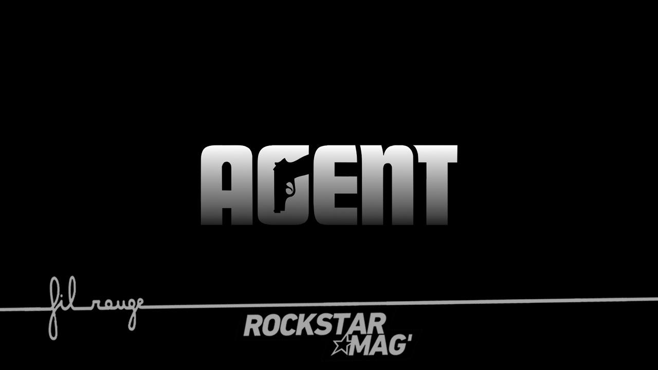 Fil Rouge Rockstar Mag - Agent