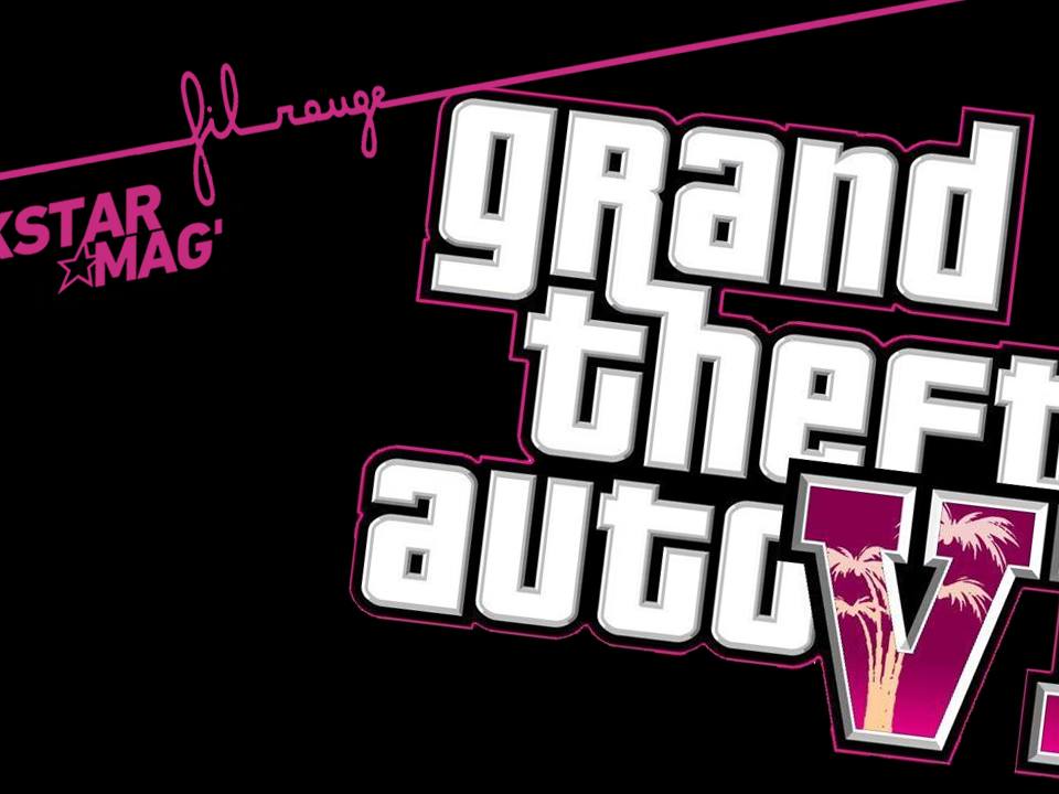 Fil Rouge Rockstar Mag Grand Theft Auto VI